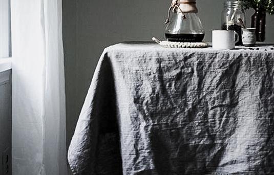 Столовое и постельное белье
